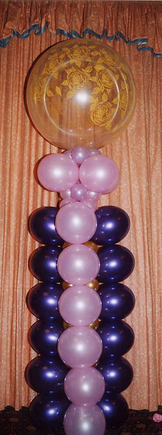 Training courses for Balloon decoration courses dvd